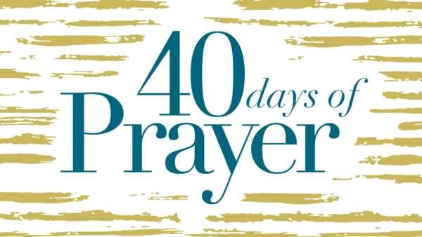 The Purpose of Prayer Image