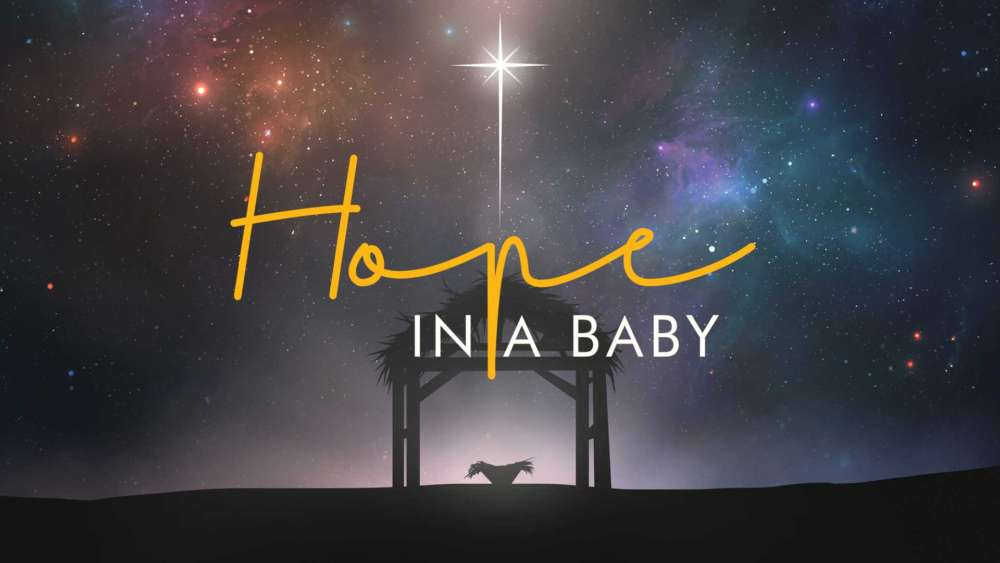 Hope in a Baby