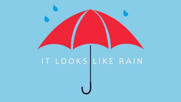 It Looks Like Rain - Full Contemporary Service Image